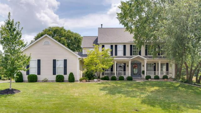 604 Loughmor Pass, Weldon Spring, MO 63304 (#18063778) :: St. Louis Finest Homes Realty Group
