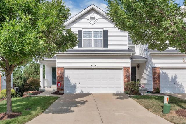 4354 Bristol View Court, St Louis, MO 63129 (#18063786) :: Clarity Street Realty