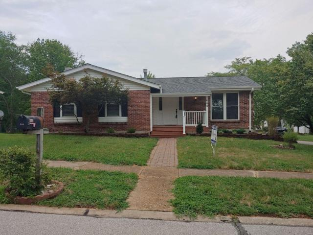 643 Clear Creek Court, Ballwin, MO 63021 (#18063793) :: St. Louis Finest Homes Realty Group