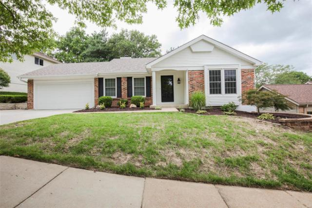 2505 Forest Leaf Parkway, Wildwood, MO 63011 (#18063955) :: Sue Martin Team