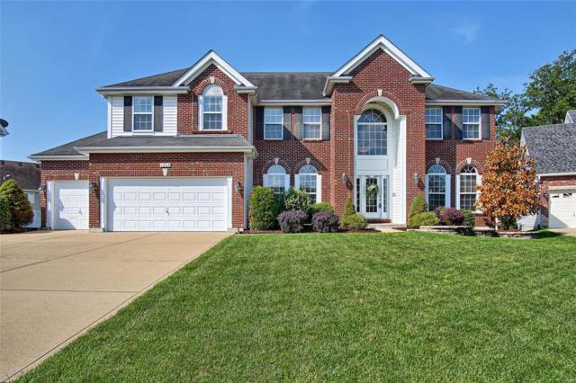 1505 Legacy Circle, Fenton, MO 63026 (#18064030) :: The Becky O'Neill Power Home Selling Team