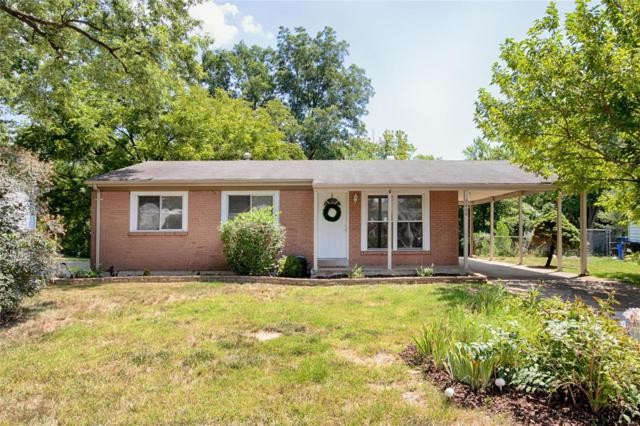 2800 Beechwood, Maryland Heights, MO 63043 (#18064055) :: St. Louis Finest Homes Realty Group