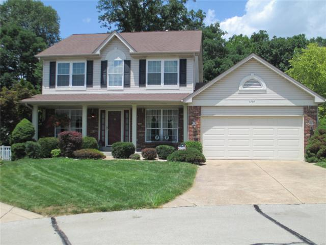 5794 Wickershire Lane, Mehlville, MO 63129 (#18064096) :: Sue Martin Team