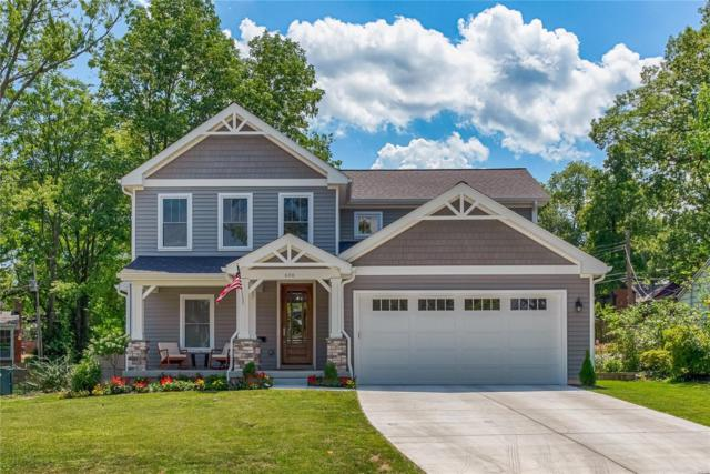 606 Rosewood Lane, St Louis, MO 63122 (#18064149) :: Clarity Street Realty