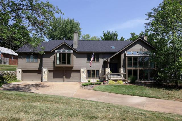 10991 Chambray Court, Creve Coeur, MO 63141 (#18064155) :: St. Louis Finest Homes Realty Group