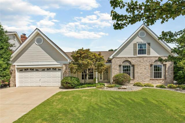 16707 Deveronne Circle, Chesterfield, MO 63005 (#18064237) :: Clarity Street Realty