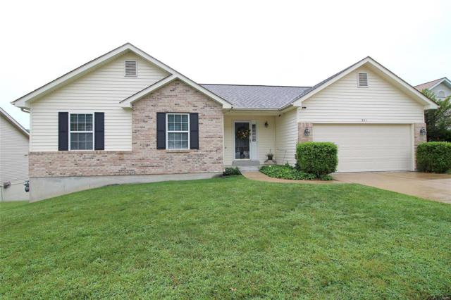 341 Keystone Drive, Fenton, MO 63026 (#18064270) :: The Becky O'Neill Power Home Selling Team