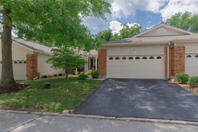 861 Woodside Trails Drive, Ballwin, MO 63021 (#18064321) :: St. Louis Finest Homes Realty Group