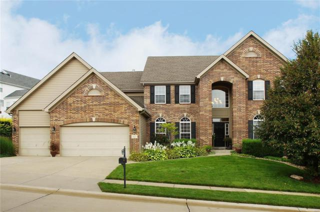 2427 Flowerdale Court, Eureka, MO 63025 (#18064404) :: The Becky O'Neill Power Home Selling Team