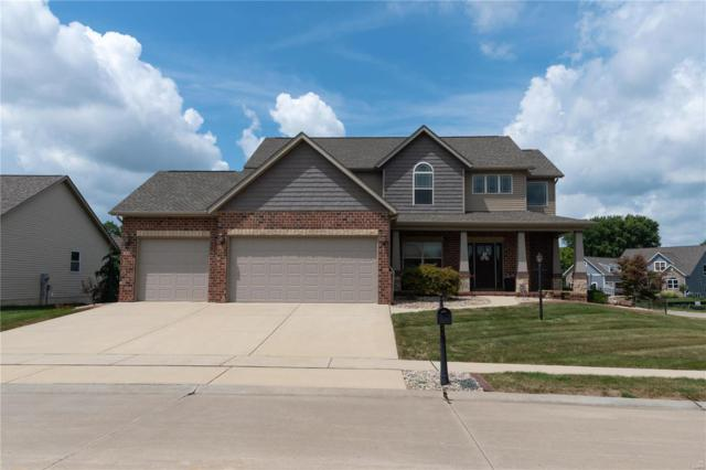 3857 Plymouth Drive, Edwardsville, IL 62025 (#18064450) :: Holden Realty Group - RE/MAX Preferred