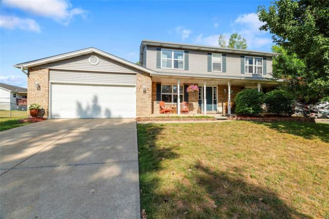 915 Hunter Chaise Drive, Wentzville, MO 63385 (#18064559) :: St. Louis Finest Homes Realty Group
