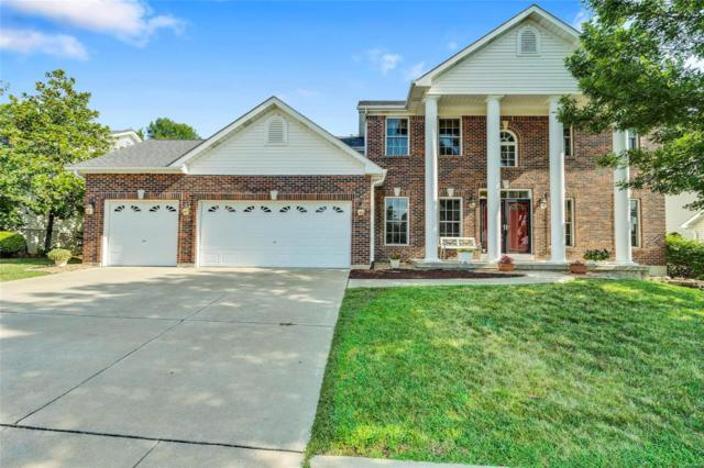 4033 Stonecroft Drive, Saint Charles, MO 63304 (#18064604) :: St. Louis Finest Homes Realty Group