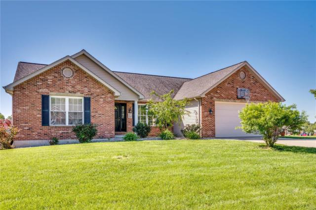 136 Juliana Ct, Columbia, IL 62236 (#18064610) :: Holden Realty Group - RE/MAX Preferred