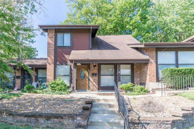 1052 Mersey Bend Drive 4B, St Louis, MO 63129 (#18064644) :: Clarity Street Realty