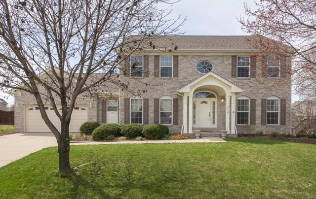 1257 Ruppel Lane, O'Fallon, IL 62269 (#18064667) :: The Kathy Helbig Group