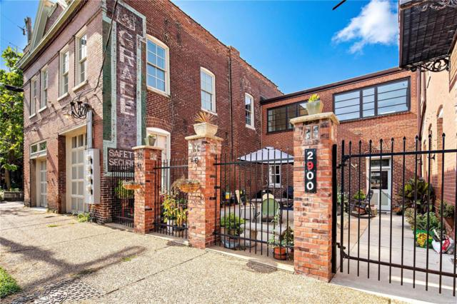 2900 Indiana Avenue #8, St Louis, MO 63118 (#18064713) :: Clarity Street Realty