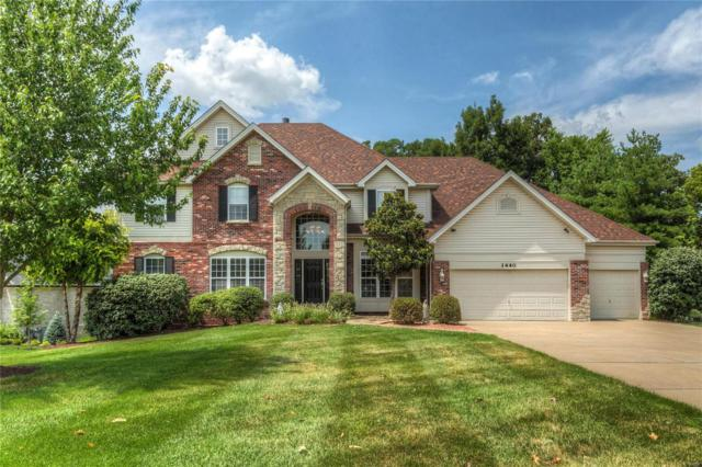 1440 Lake Knoll Drive, Lake St Louis, MO 63367 (#18064747) :: St. Louis Finest Homes Realty Group
