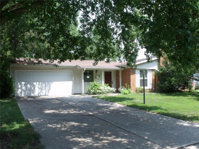 1327 Springfield Drive, Belleville, IL 62221 (#18064797) :: Holden Realty Group - RE/MAX Preferred