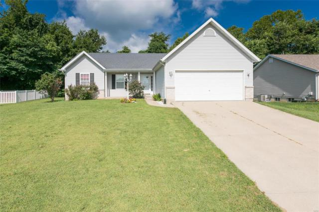 2807 Overview Drive, Columbia, IL 62236 (#18064873) :: Holden Realty Group - RE/MAX Preferred
