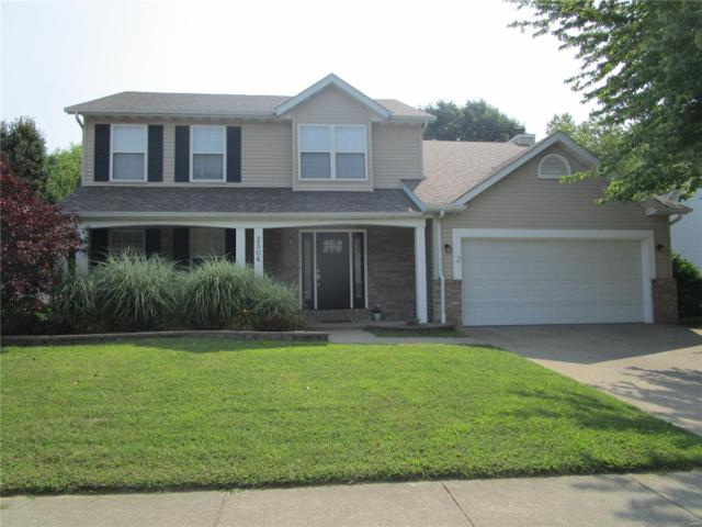 2506 Hunters Pointe Blvd, Edwardsville, IL 62025 (#18065072) :: Holden Realty Group - RE/MAX Preferred