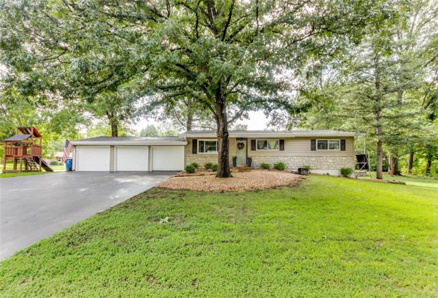 279 Geremma Drive, Ballwin, MO 63011 (#18065112) :: The Becky O'Neill Power Home Selling Team