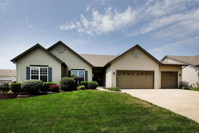 1213 Valley Pass Drive, O'Fallon, MO 63366 (#18065160) :: St. Louis Finest Homes Realty Group
