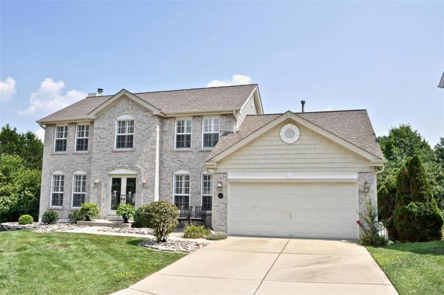 431 Leicester Square Drive, Ballwin, MO 63021 (#18065185) :: The Becky O'Neill Power Home Selling Team