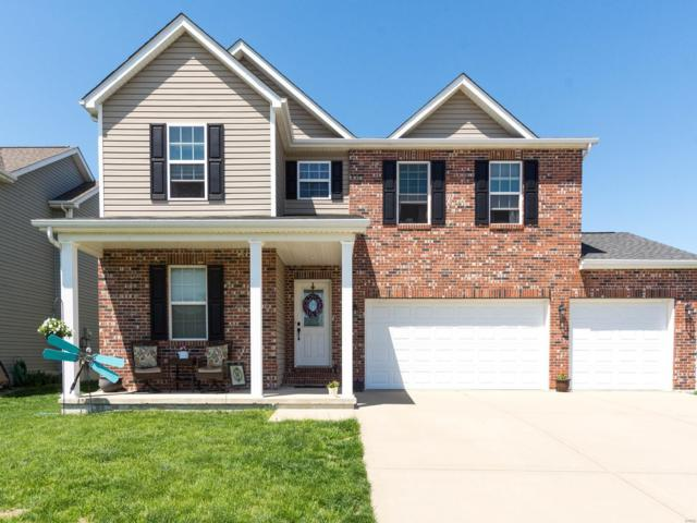 1104 Gulfstream Way, Mascoutah, IL 62258 (#18065194) :: Holden Realty Group - RE/MAX Preferred