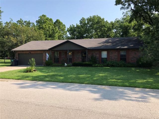 312 Flagstone Drive, Belleville, IL 62221 (#18065213) :: Holden Realty Group - RE/MAX Preferred