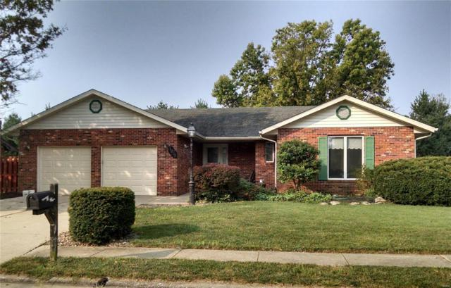 1273 Chancellor Drive, Edwardsville, IL 62025 (#18065235) :: Holden Realty Group - RE/MAX Preferred