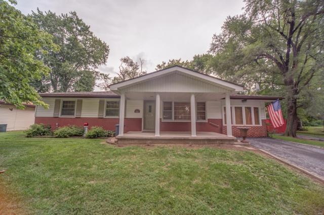 2 Timothy Lane, Belleville, IL 62226 (#18065256) :: Holden Realty Group - RE/MAX Preferred