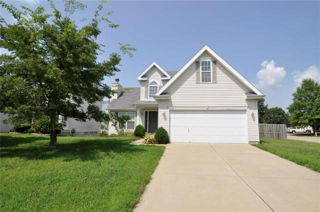 2690 Brookmeadow Drive, Belleville, IL 62221 (#18065257) :: Holden Realty Group - RE/MAX Preferred