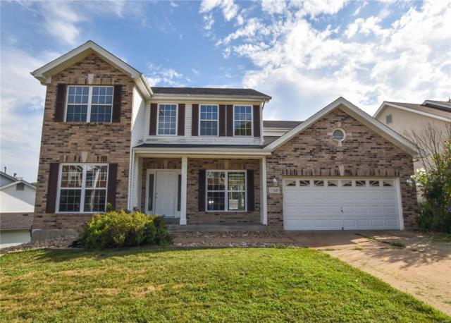 17445 Hilltop Ridge Drive, Eureka, MO 63025 (#18065276) :: St. Louis Finest Homes Realty Group