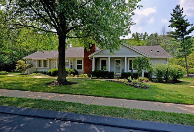 15035 Manor Knoll, Chesterfield, MO 63017 (#18065282) :: Clarity Street Realty