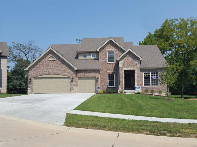 15915 Fox Trotter Court, Ballwin, MO 63021 (#18065318) :: The Kathy Helbig Group