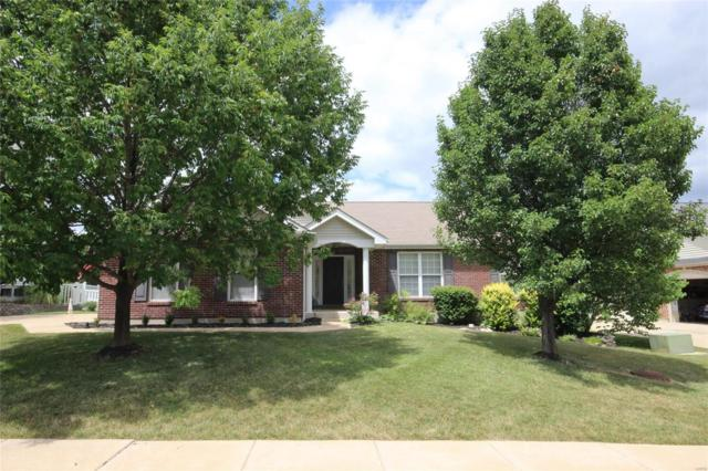 205 Meadowbrook Heights, Wentzville, MO 63385 (#18065474) :: Clarity Street Realty