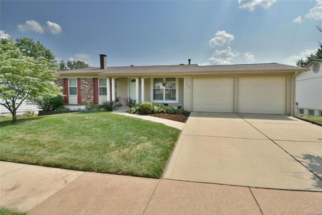 348 Parma Drive, Ballwin, MO 63021 (#18065512) :: The Becky O'Neill Power Home Selling Team