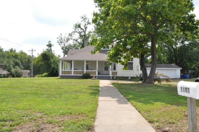 1103 N 2nd Street, Edwardsville, IL 62025 (#18065517) :: Holden Realty Group - RE/MAX Preferred
