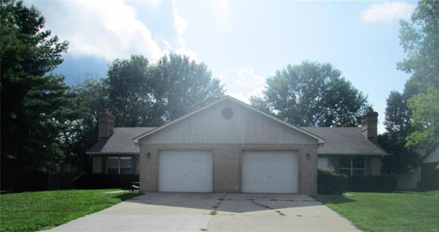 931 Cool Valley Drive 929 & 931, Belleville, IL 62220 (#18065541) :: Fusion Realty, LLC