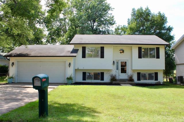 823 Summerview Drive, Saint Charles, MO 63304 (#18065581) :: Clarity Street Realty