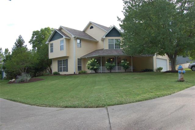 3509 Danvers, Columbia, MO 65203 (#18065588) :: Holden Realty Group - RE/MAX Preferred