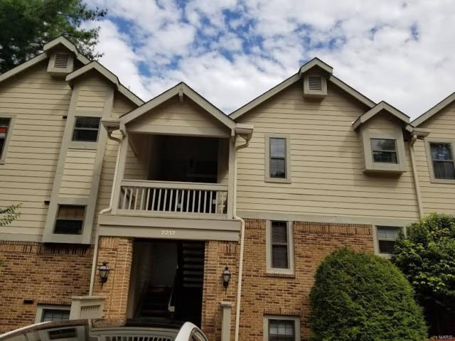 2212 Canyonlands Drive F, Maryland Heights, MO 63043 (#18065685) :: Kelly Hager Group | TdD Premier Real Estate