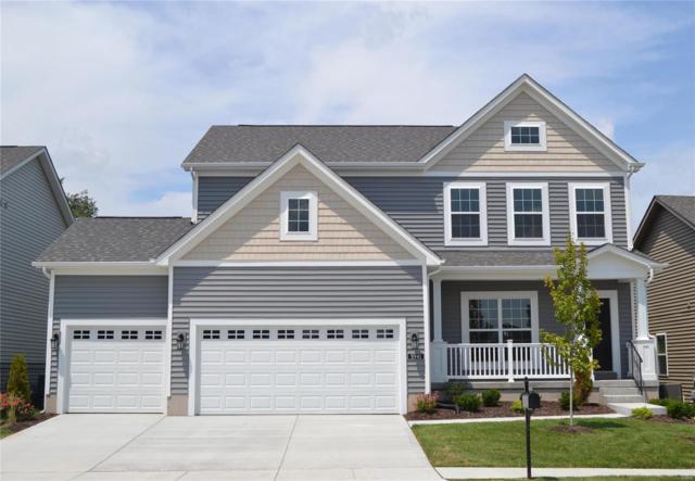 5941 Hawkins Ridge (Lot 18) Court, Oakville, MO 63129 (#18065728) :: The Becky O'Neill Power Home Selling Team