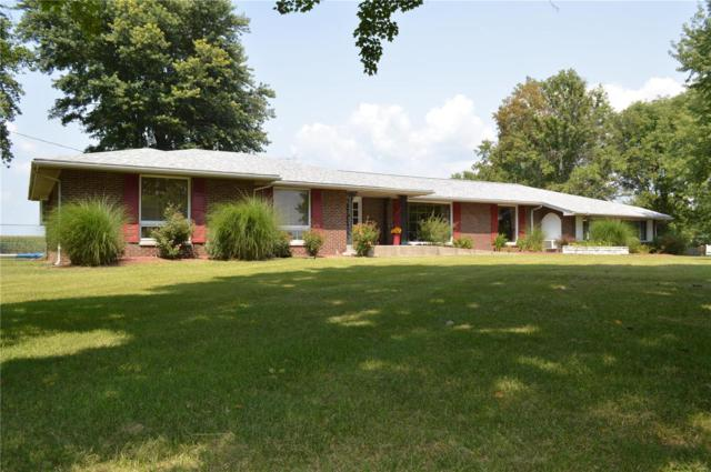 21740 State Highway 16, Jerseyville, IL 62052 (#18065752) :: Holden Realty Group - RE/MAX Preferred