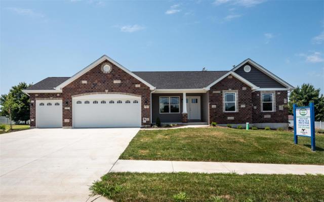 138 Shiloh Ridge *Greenbriar, Shiloh, IL 62221 (#18065797) :: Sue Martin Team