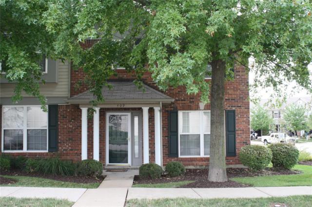 409 Moreau Terrace, Saint Charles, MO 63303 (#18065989) :: Sue Martin Team