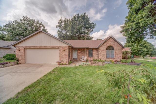 1836 Spruce Hill Drive, Belleville, IL 62221 (#18066102) :: Clarity Street Realty