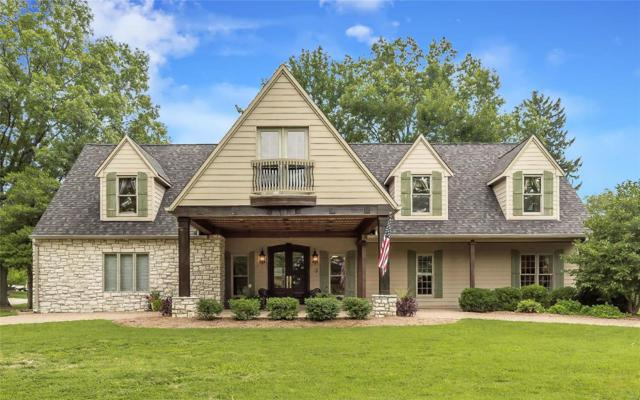 9532 S Geyer Road, Sunset Hills, MO 63127 (#18066165) :: The Becky O'Neill Power Home Selling Team