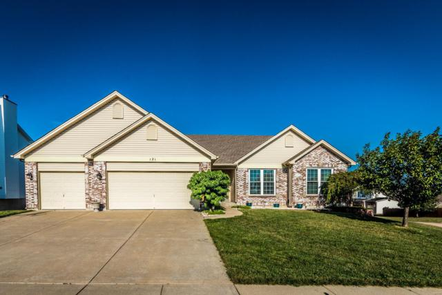 121 Bear Claw Drive, Wentzville, MO 63385 (#18066229) :: The Becky O'Neill Power Home Selling Team