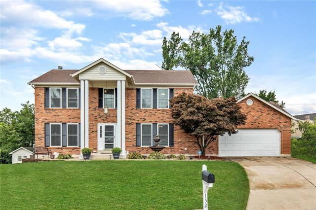152 Middlesburg Court, O'Fallon, MO 63368 (#18066248) :: Clarity Street Realty
